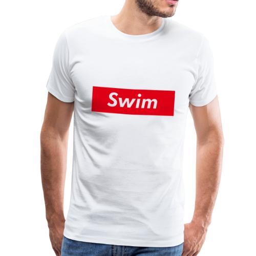 SWIM - Maglietta Premium da uomo