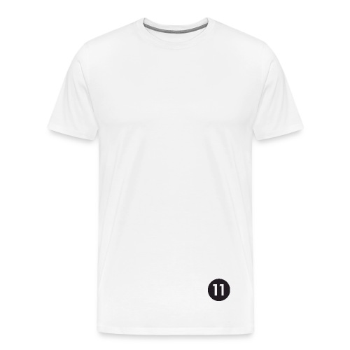 11 ball - Men's Premium T-Shirt