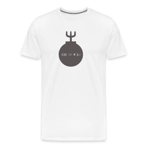 Bash Fork Bomb - Men's Premium T-Shirt