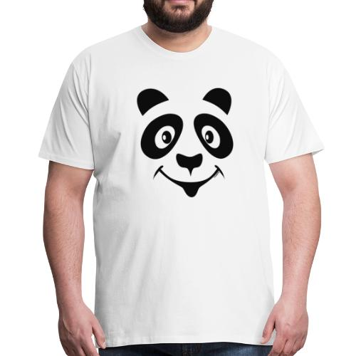 FP10-52 PANDA LOOK Textile and Gift Products - Miesten premium t-paita