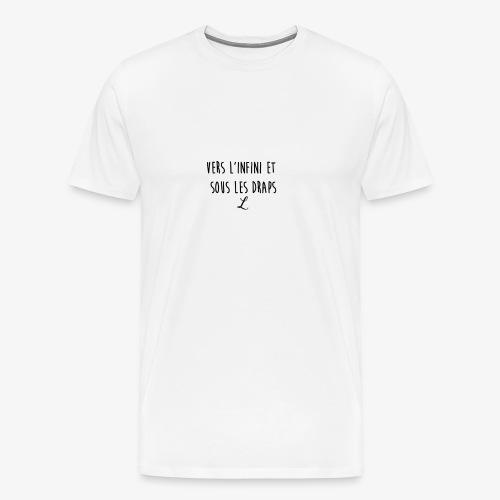 Sous les drap - T-shirt Premium Homme