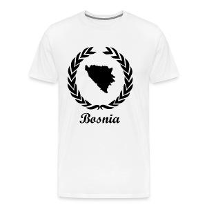 Connect ExYu Shirt Bosnia - Men's Premium T-Shirt