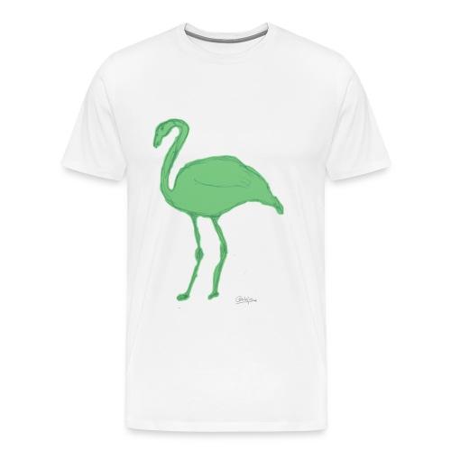 flamenco - Camiseta premium hombre