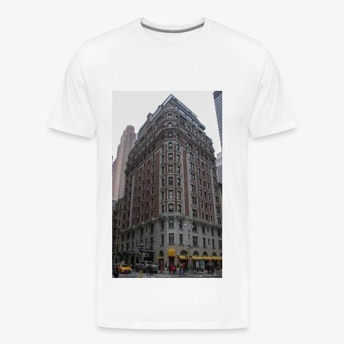 ein Haus in New York - Männer Premium T-Shirt