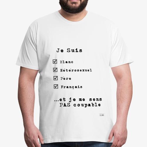 IDENTITAS Homme - T-shirt Premium Homme