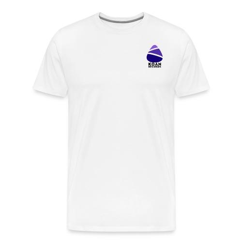 Koan Records - Men's Premium T-Shirt