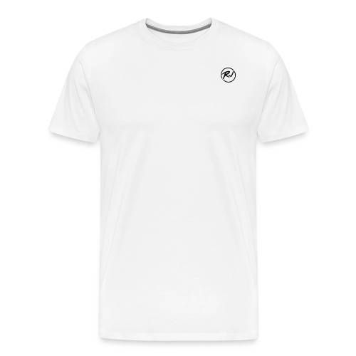 RJ LOGO - Men's Premium T-Shirt
