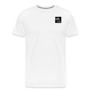 Logo VfL Lüneburg Floorball - Männer Premium T-Shirt