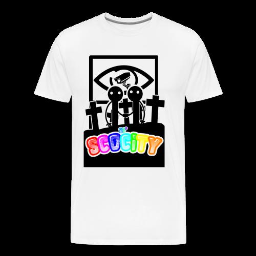 21's scocity - T-shirt Premium Homme