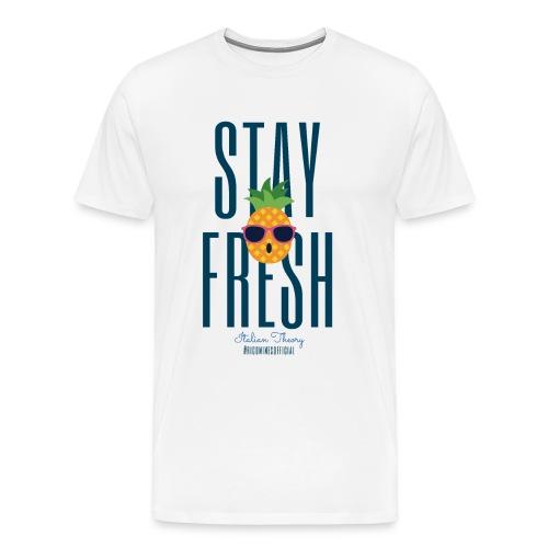 FRESH - Maglietta Premium da uomo