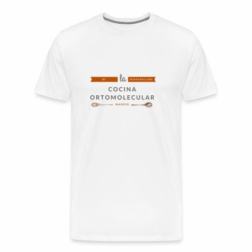 la cocina ortomolecular blog - Camiseta premium hombre