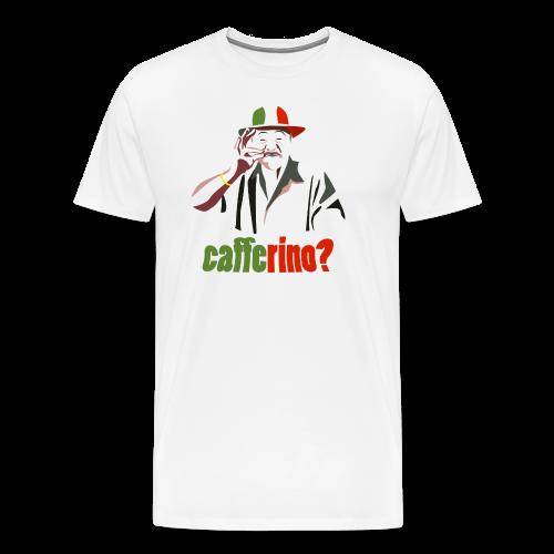 Cafferino? - Maglietta Premium da uomo