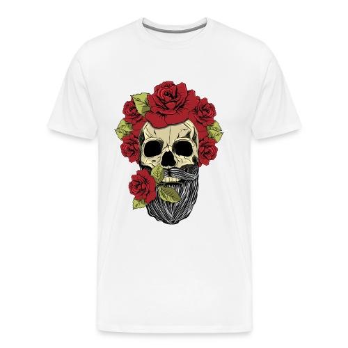 Le barbu - T-shirt Premium Homme