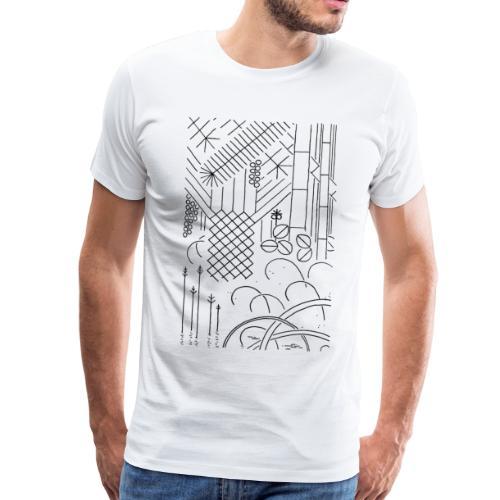 Jungle - Männer Premium T-Shirt