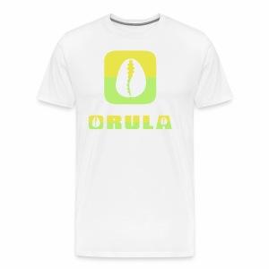 Orula O2C - Mannen Premium T-shirt