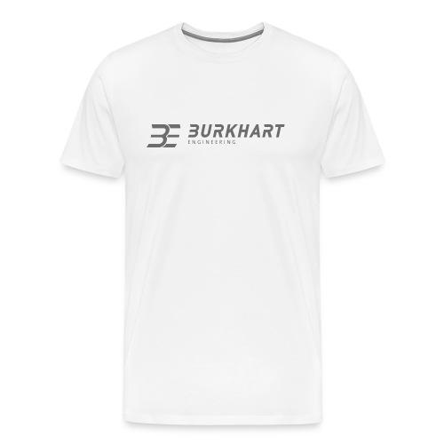 Burkhart Engineering_Logo - Männer Premium T-Shirt