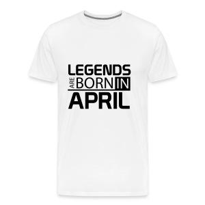 April - Men's Premium T-Shirt