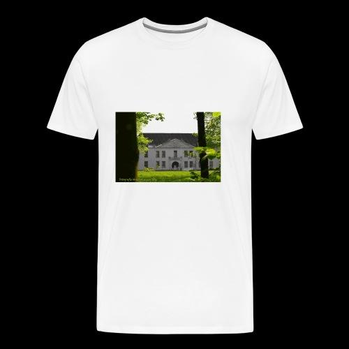 DANGAST Schloss - Männer Premium T-Shirt