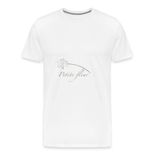 petite fleur - T-shirt Premium Homme