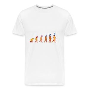 évolution catalane - T-shirt Premium Homme