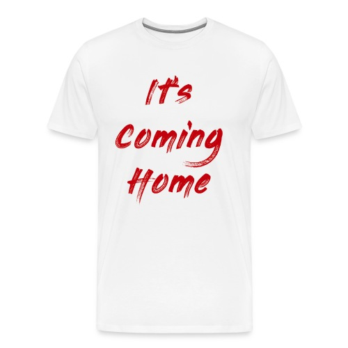 England It's Cominng Home Merch V1.0 - Men's Premium T-Shirt