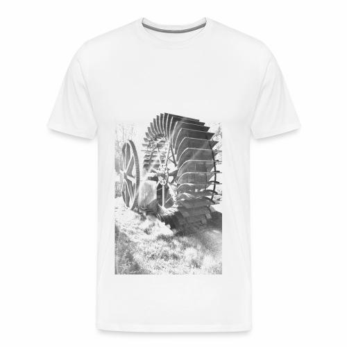 1950er Oldy - Männer Premium T-Shirt