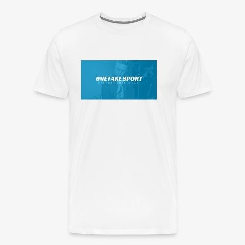 OneTakeSPORT - Männer Premium T-Shirt