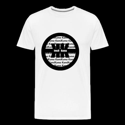 Kamil s Logo 6 - Männer Premium T-Shirt