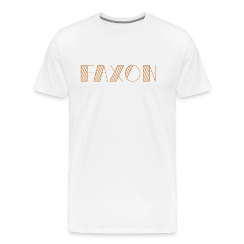 faxon - Männer Premium T-Shirt