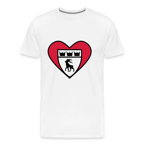 TSGHerz - Männer Premium T-Shirt