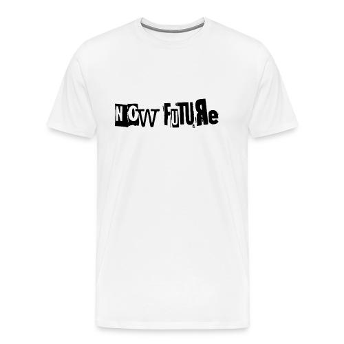 noW future - T-shirt Premium Homme