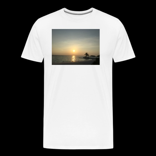 Sunset clothes - Men's Premium T-Shirt