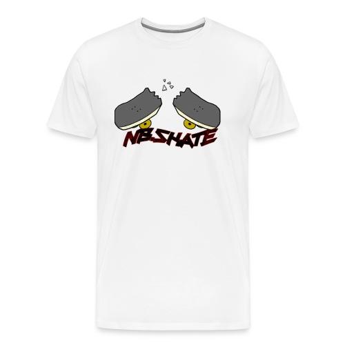 NB.SKATE - Camiseta premium hombre