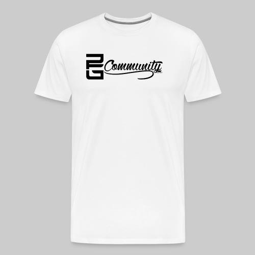 PG Community EST 2017 - Männer Premium T-Shirt