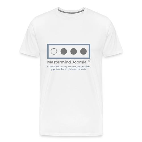 Mastermind Joomla - Camiseta premium hombre