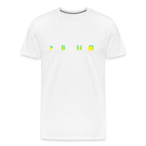 Replay Retro - Männer Premium T-Shirt