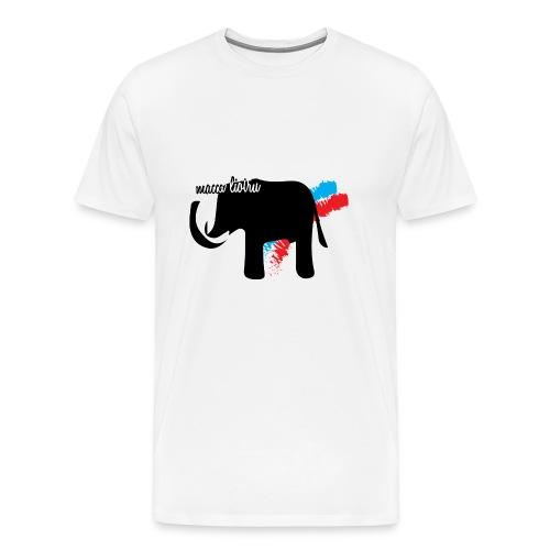 Macca Liotru - Maglietta Premium da uomo