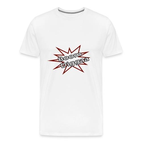 Boom Diggaa Style - Männer Premium T-Shirt