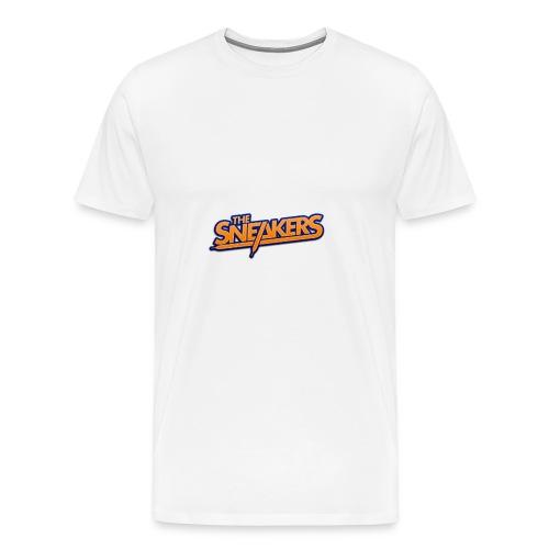 Logo_NB_03-png - T-shirt Premium Homme