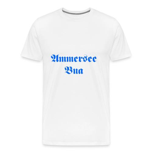 Ammersee Bua - Männer Premium T-Shirt