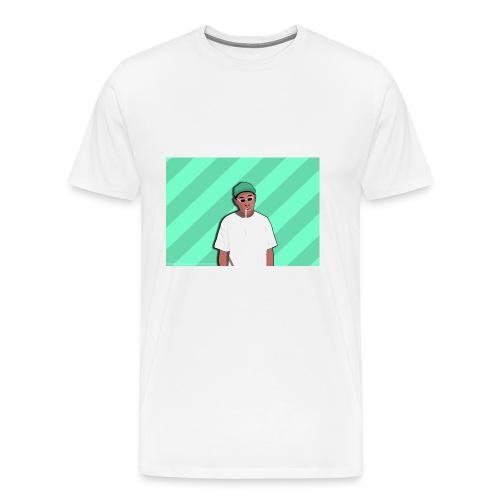Tyler The Creator - Men's Premium T-Shirt