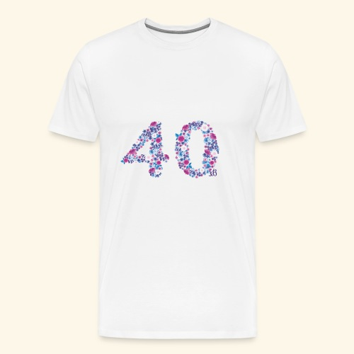 pinks - Männer Premium T-Shirt