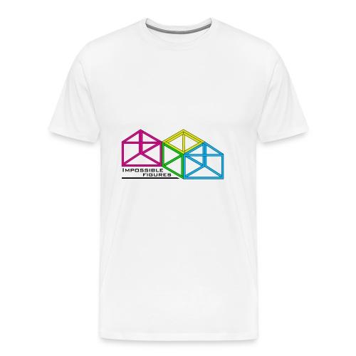 figure impossibili - Men's Premium T-Shirt