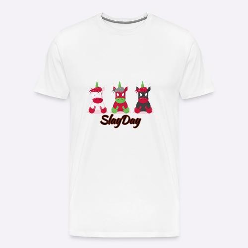 SlayDay - Men's Premium T-Shirt