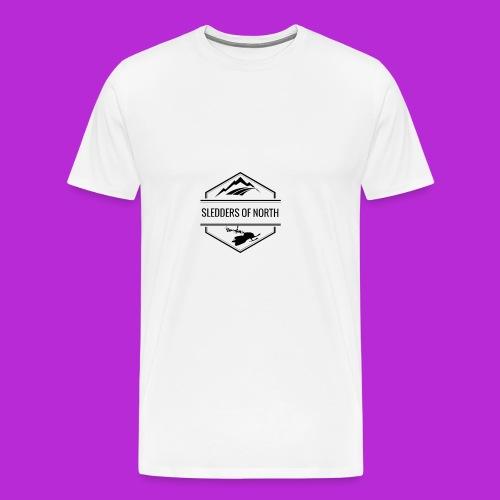 Beer Mug - Men's Premium T-Shirt