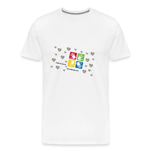 Bestsellers Out Of Area - Mannen Premium T-shirt