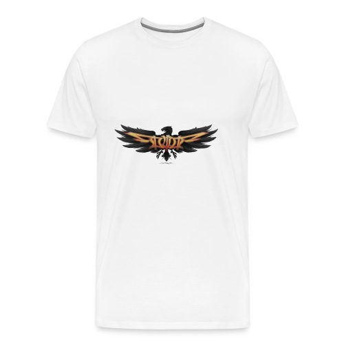 DVE Logo 02 - Der Adler - Männer Premium T-Shirt