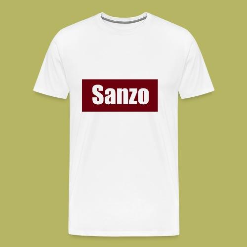 Sanzo - Mannen Premium T-shirt