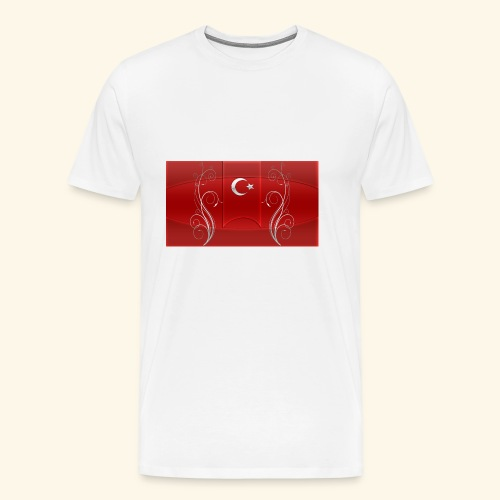 Tuerkiye - Männer Premium T-Shirt