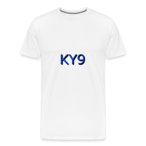 KY9 DESIGN - Men's Premium T-Shirt
